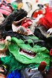 halloween maskeringar Royaltyfri Bild