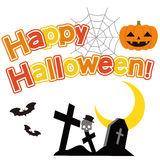 Halloween material Stock Photography