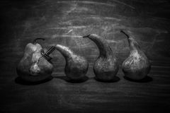 Halloween Mom Pears Royalty Free Stock Images
