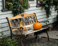 Halloween in Monschau, Germany Stock Photos