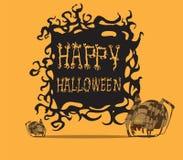 Halloween-monster Stock Afbeeldingen