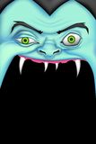 Halloween-Monster Lizenzfreies Stockbild