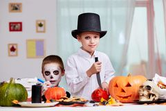 Halloween mood Stock Photography