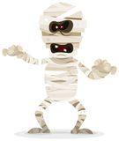 Halloween Mummy Character Stock Photos