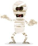 Halloween Mummy Character Stock Photos