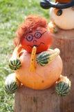 Halloween-Musiker Lizenzfreie Stockfotografie