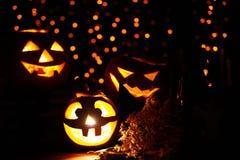 Halloween mystery Stock Image