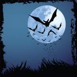 Halloween-Nacht Stockfotografie