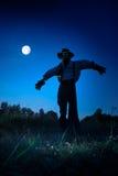 Halloween-Nacht Stockbild