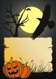 Halloween-Nacht Lizenzfreie Stockfotos