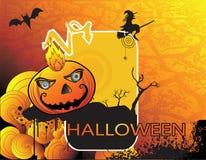 halloween nawiedzał bania wektor ilustracja wektor