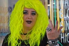Halloween in new york city 2014 Royalty Free Stock Photo