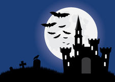 Halloween nigh Royalty Free Stock Image