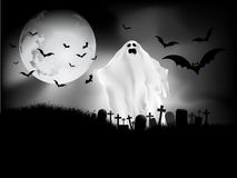 Halloween night royalty free illustration