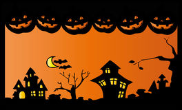Halloween night. Stock Photography