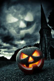 Halloween Night Stock Images