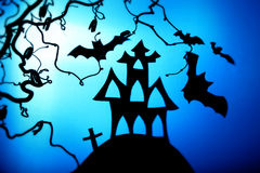 Halloween night Royalty Free Stock Photos