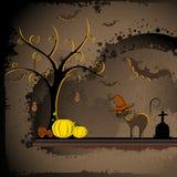 Halloween Night Stock Photo