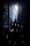 Halloween. Night Royalty Free Stock Photography