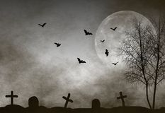 Halloween night background. Perfect background for halloween concept Stock Photo