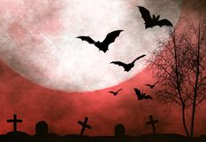 Halloween night background. Perfect background for halloween concept Stock Image