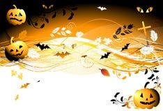 Halloween night background Stock Photo