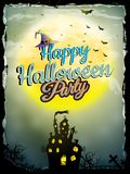 Halloween night background. EPS 10 Stock Photography