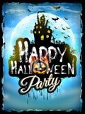 Halloween night background. EPS 10 Stock Photos