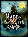 Halloween night background. EPS 10 Stock Image