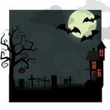 Halloween night. Stock Photography
