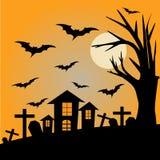 Halloween night. Stock Photos