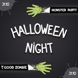 Halloween Night party Royalty Free Stock Photos