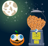 Halloween nightsky, Stock Photos