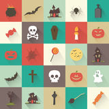 Halloween objects Stock Photos
