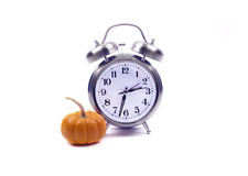 halloween objekttid Royaltyfria Foton