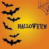 Halloween od tła blasku księżyca uwagi również zwrócić corel ilustracji wektora ilustracja wektor