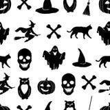 Halloween od tła blasku księżyca uwagi EPS, JPG Fotografia Royalty Free