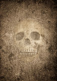 Halloween old textured paper background Royalty Free Stock Photo