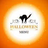 Halloween-ontwerp Stock Afbeelding