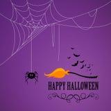 Halloween-ontwerp Royalty-vrije Stock Fotografie