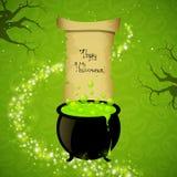 Halloween-ontwerp Royalty-vrije Stock Afbeeldingen