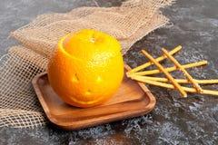 Halloween orange Royalty Free Stock Photography