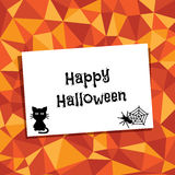 Halloween ornament Royalty Free Stock Images