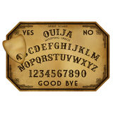 Halloween Ouija Board Royalty Free Stock Image