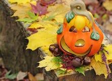 Halloween Outdoor Decoration Royalty Free Stock Photos