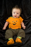 Halloween Outfit Royalty Free Stock Images