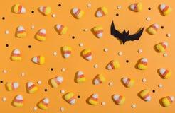 Halloween papieru nietoperz Ilustracji