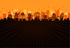 Halloween & Party Royalty Free Stock Image