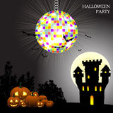 Halloween party Royalty Free Stock Photo