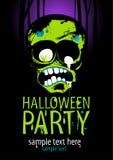 Halloween-Party. Lizenzfreie Stockbilder